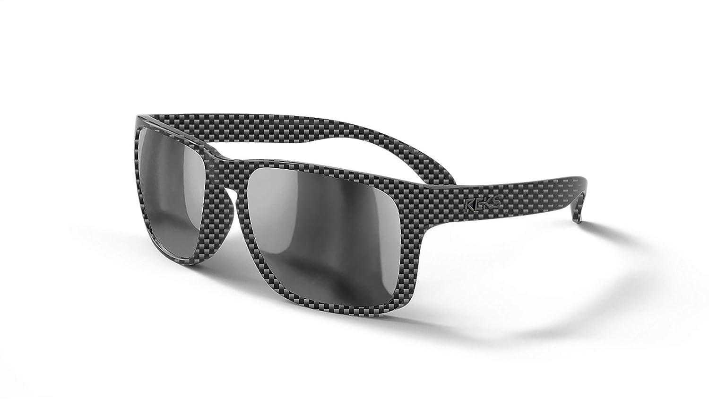 38e1270bf9 Amazon.com  REKS Unbreakable SPORT Sunglasses (NEW 2019 Model) (Carbon