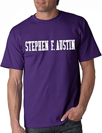 NCAA Stephen F. Austin Lumberjacks T-Shirt V1