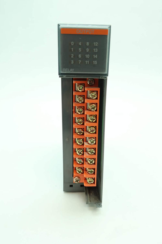 ALLEN BRADLEY 1746-OW16 SLC500 Output Module SER C D643417