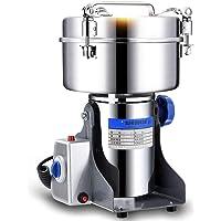 YHBHCF Swing Grinder, Grinder, Powder Machine, Stainless Steel Grinder, Ultra-Fine Grinder For Home Kitchen, Hospital…