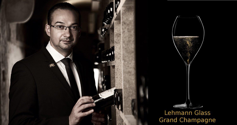 lehmann synergie  Lehmann Glass Grand Champagne Champagne Vetro: : Casa e cucina