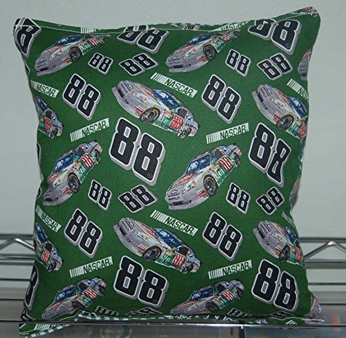 "NASCAR Pillow 88 Dale Earnhardt Jr. Pillow HANDMADE In USA Toddler ,Travel NEW Pillow is approximately 10"" X 11"