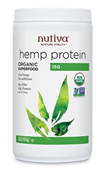 Nutiva Hemp Protein Powder, Organic
