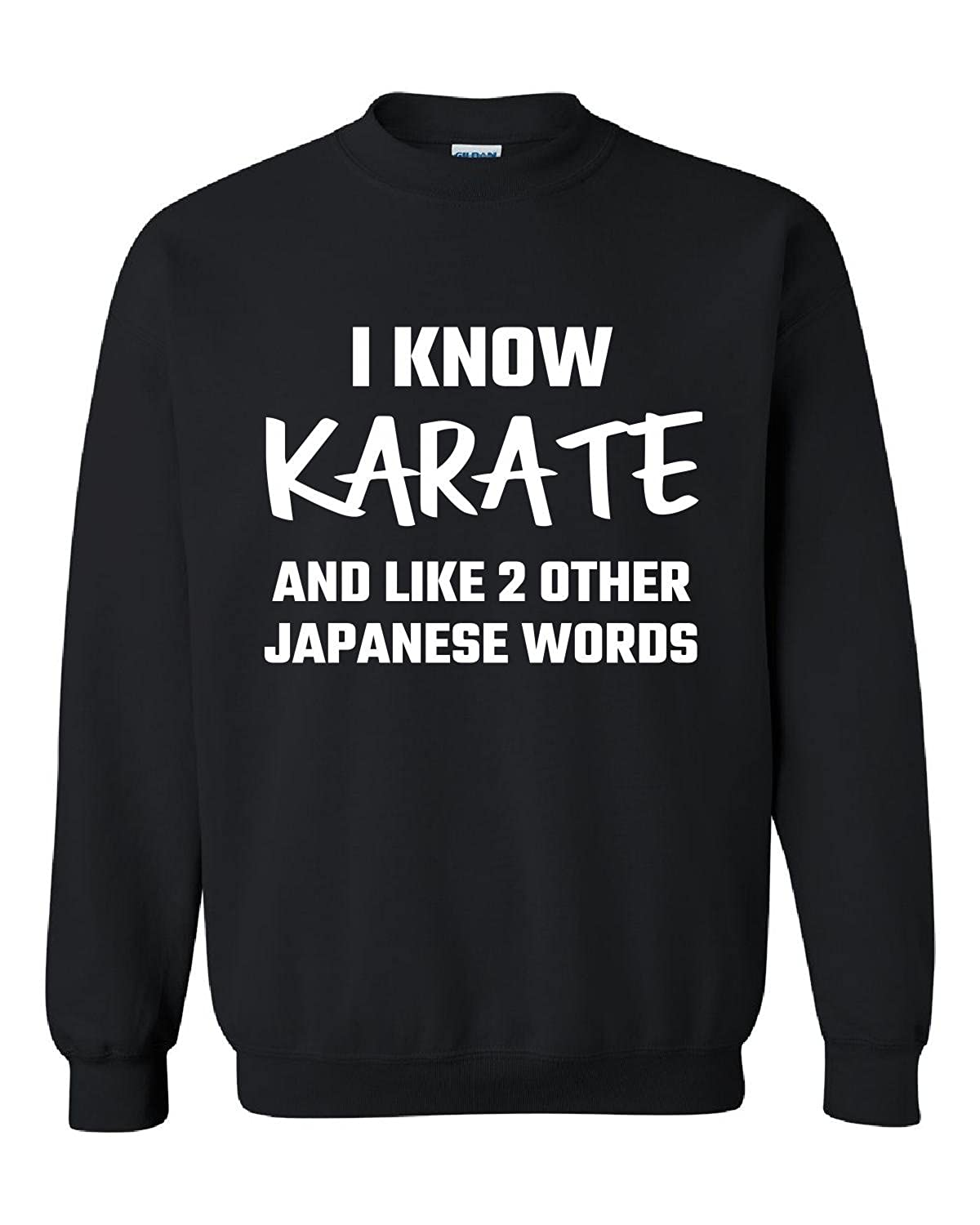 Tees Portals I Know Karate Like 2 Other Japanese Words ...