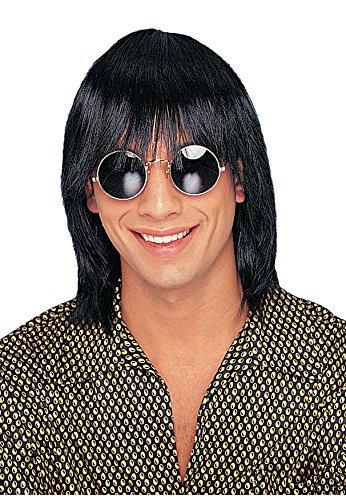 Amazon.com: Disfraz Cultura de los hombres Silly Boy peluca ...