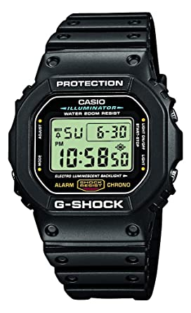 photos officielles 2dfa3 98d07 Casio Homme Digital Quartz Montre
