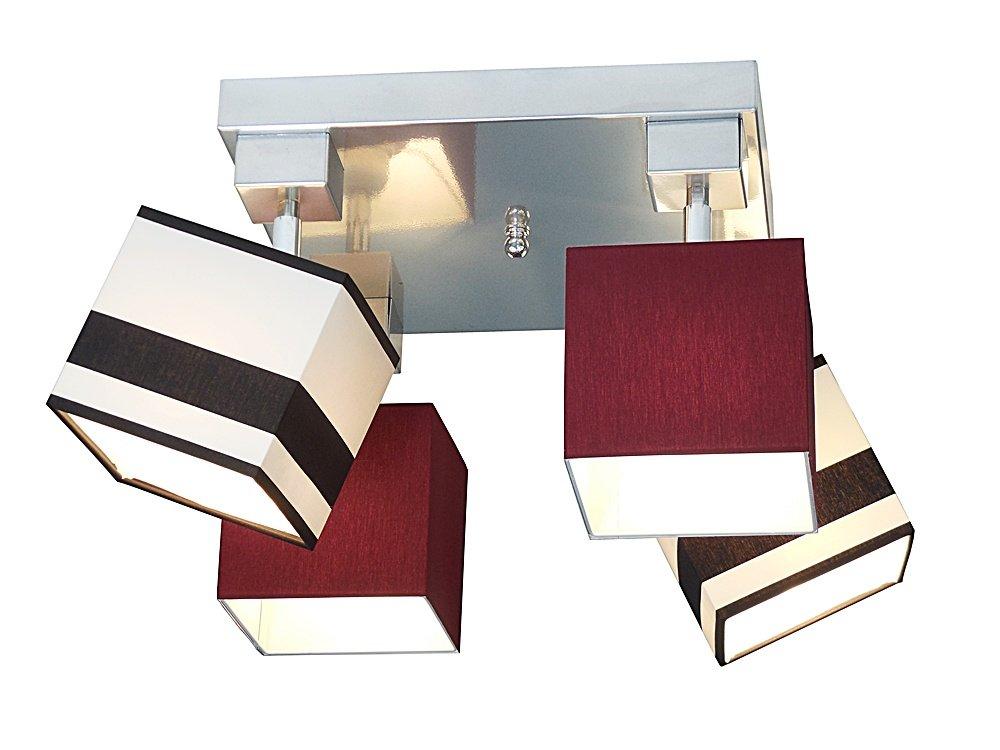 Lámpara de techo - WeRo lámpara plafón diseño de Vigo de 022 ...