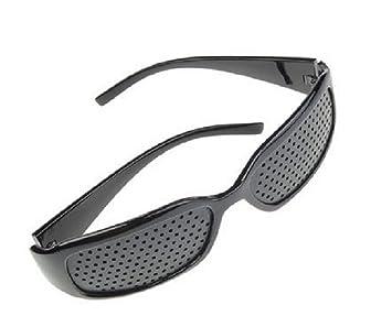 4sold Lunettes à grille pour renforcement de la vue Unisexe Noir ... c5d59906c8a3