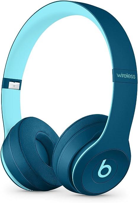 Beats Solo3 - Auriculares in-Ear inalámbricos, colección Beats Pop, Color Azul: Amazon.es: Electrónica