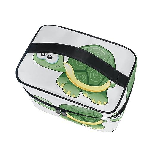 Amazon.com: Maquillaje bolsa de divertidos dibujos animados ...