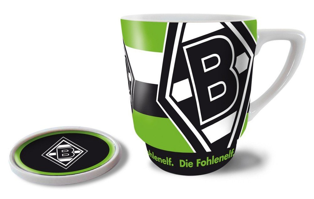 Borussia M/önchengladbach Kaffeebecher Callisto