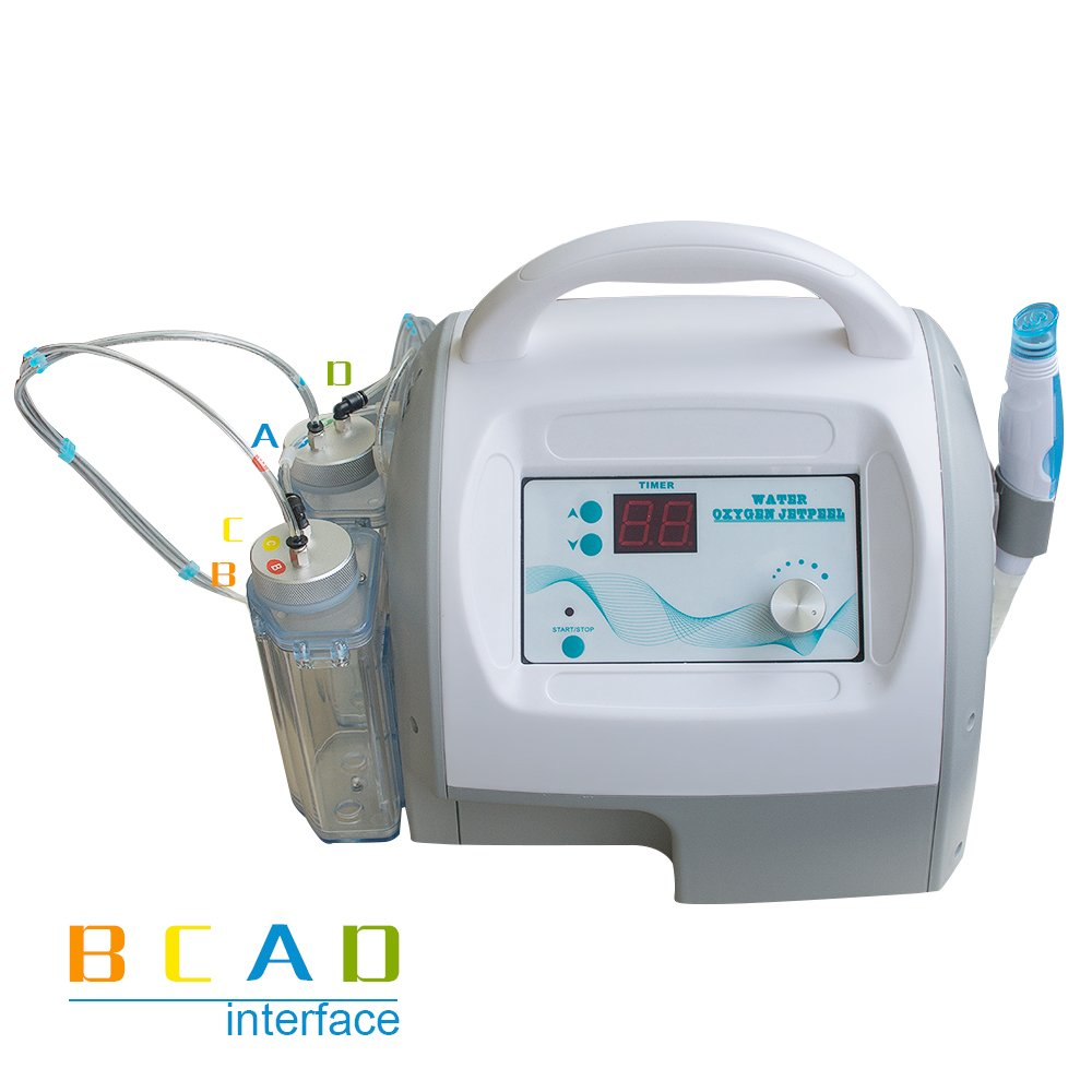 Zinnor Facial Skin Care Machine Water Exfoliating Hydro Spa Care Machine - USA Shipping