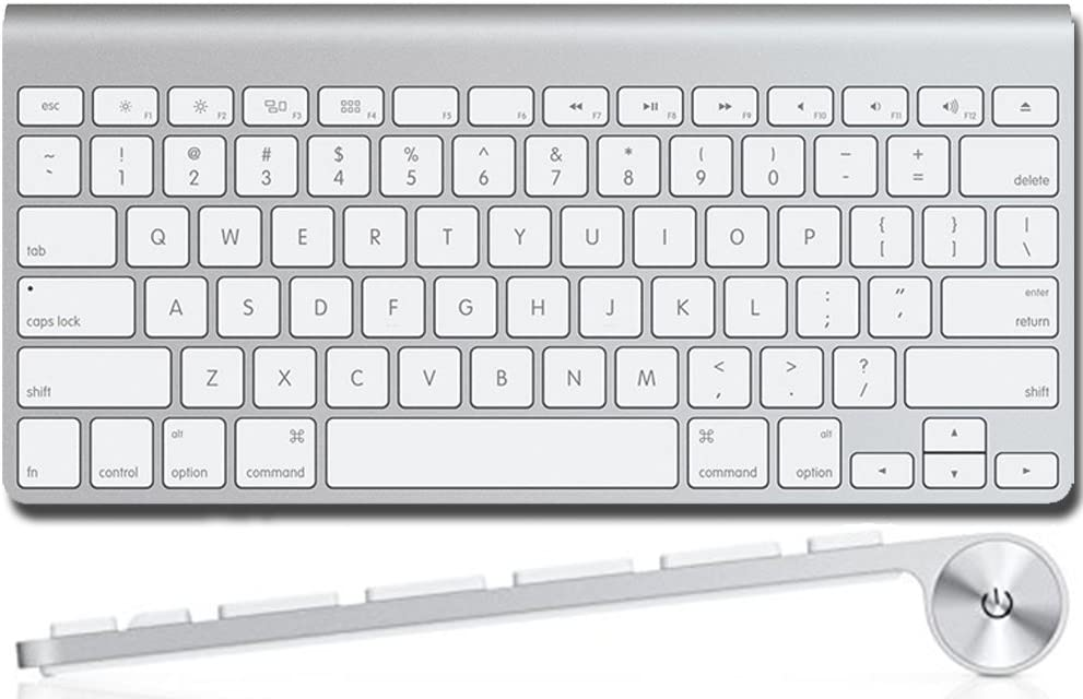 Amazon Com Apple Bluetooth Trackpad And Keyboard Computers Accessories