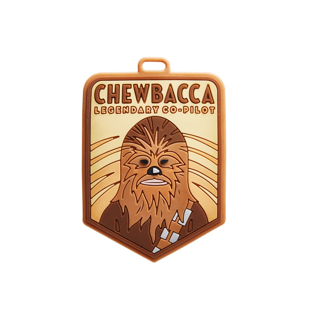 Plox Chewbacca localizador de Llaves Bluetooth Marrón ...