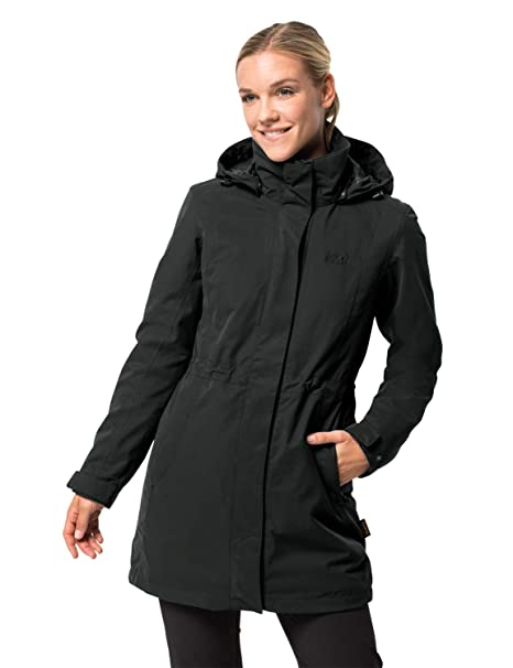 quality design 12027 0c729 Jack Wolfskin Damen 3-in-1 Mantel Ottawa Coat