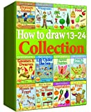 How to Draw Collection 13-24 (Over 350 Pages)