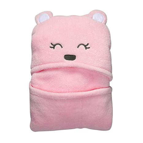 Amazon.com : Hooded Bath Towel and Blanket, Newborn Baby To Toddlers, Boys and Girls : Baby