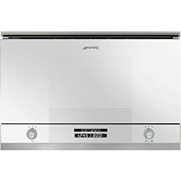 Smeg MP122B Integrado - Microondas (Integrado, Microondas ...
