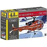 """Heller - 80289 - Construction Et Maquettes - Alouette Iii """"Sécurité Civile"""" - Echelle 1/72ème"""