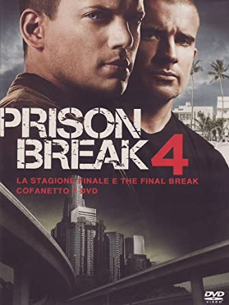 Amazoncom Prison Break Stagione 04 The Final Break 7