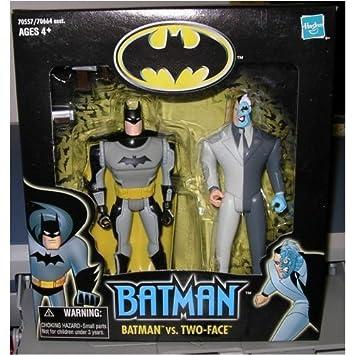 Batman The Animated Series Batman Vs Two Face Walmart Exclusive