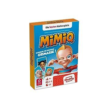 AGM Mimiq Learning Card Game - Juegos de Cartas (4 año(s ...