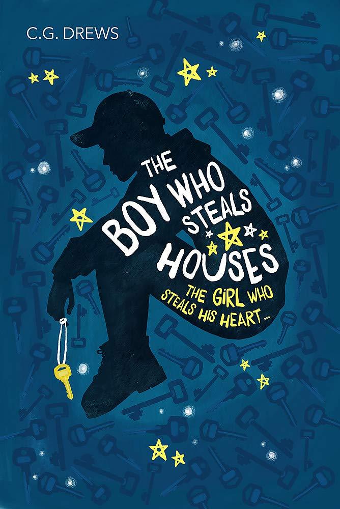 Amazon.com: The Boy Who Steals Houses (9781408349922): Drews, C.G.: Books