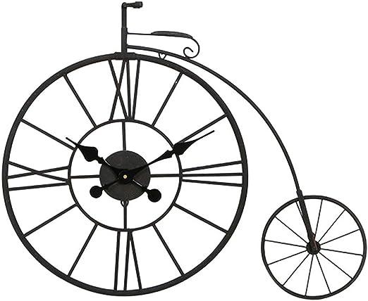 Smotly Reloj pared , Reloj de Pared Retro de Granja Vintage Reloj ...