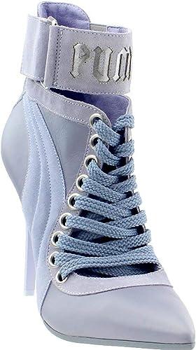 scarpe puma con tacco