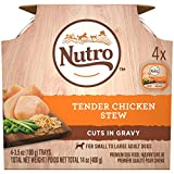 Cheap Nutro Wet Dog Food Multipack?Tender Chicken Stew, 3.5 Ounce Trays (12-Pack)