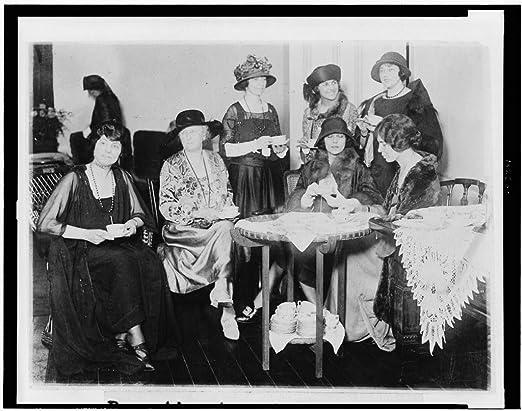 Miss Sylvia Smith King Vintography Reproduced 16 x 20 Photo of: Dr Emma Barnes Smith Mrs 8//12//24 1924 National Photo Company Cora Smith King