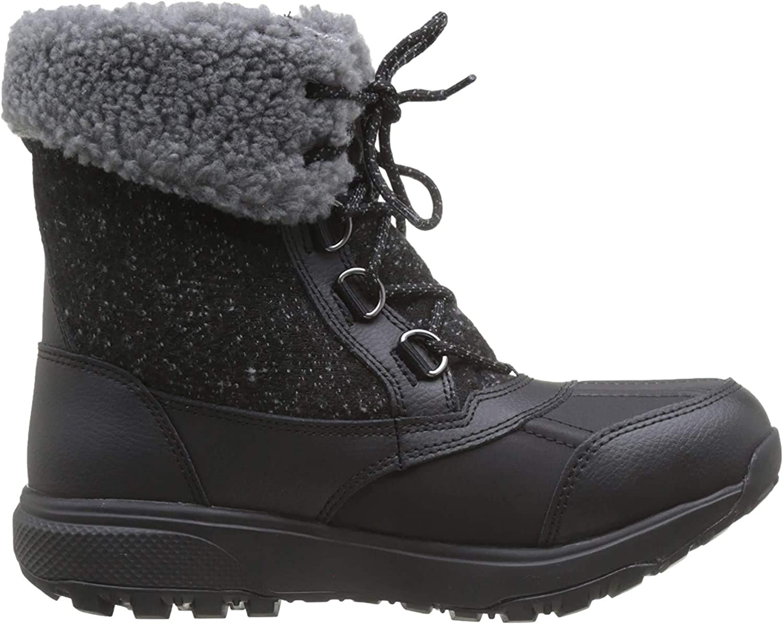 Outdoor Ultra High Boots, Black