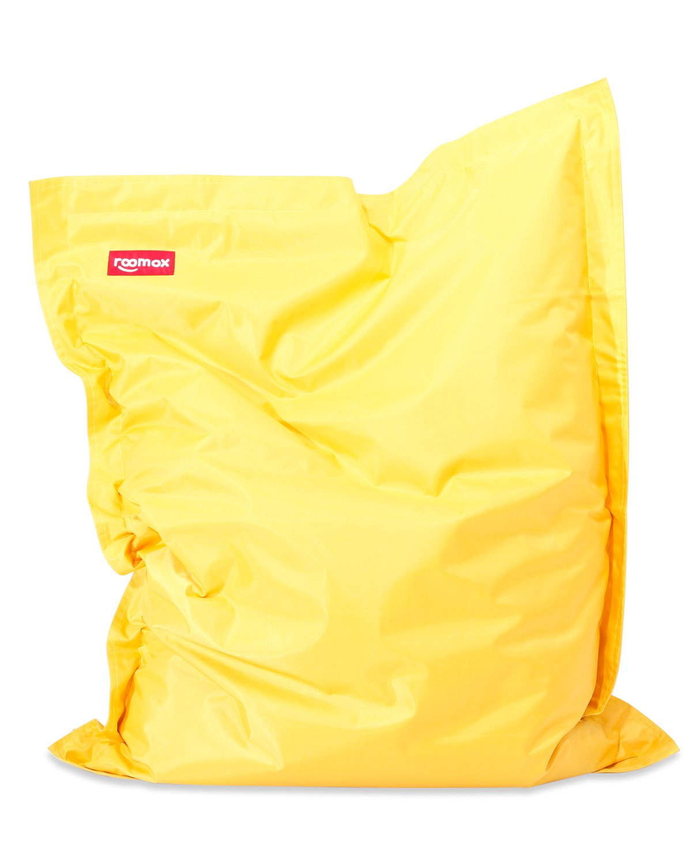 Roomox Junior - Puf, tamaño XXL, Color Amarillo RL-003-NYL17
