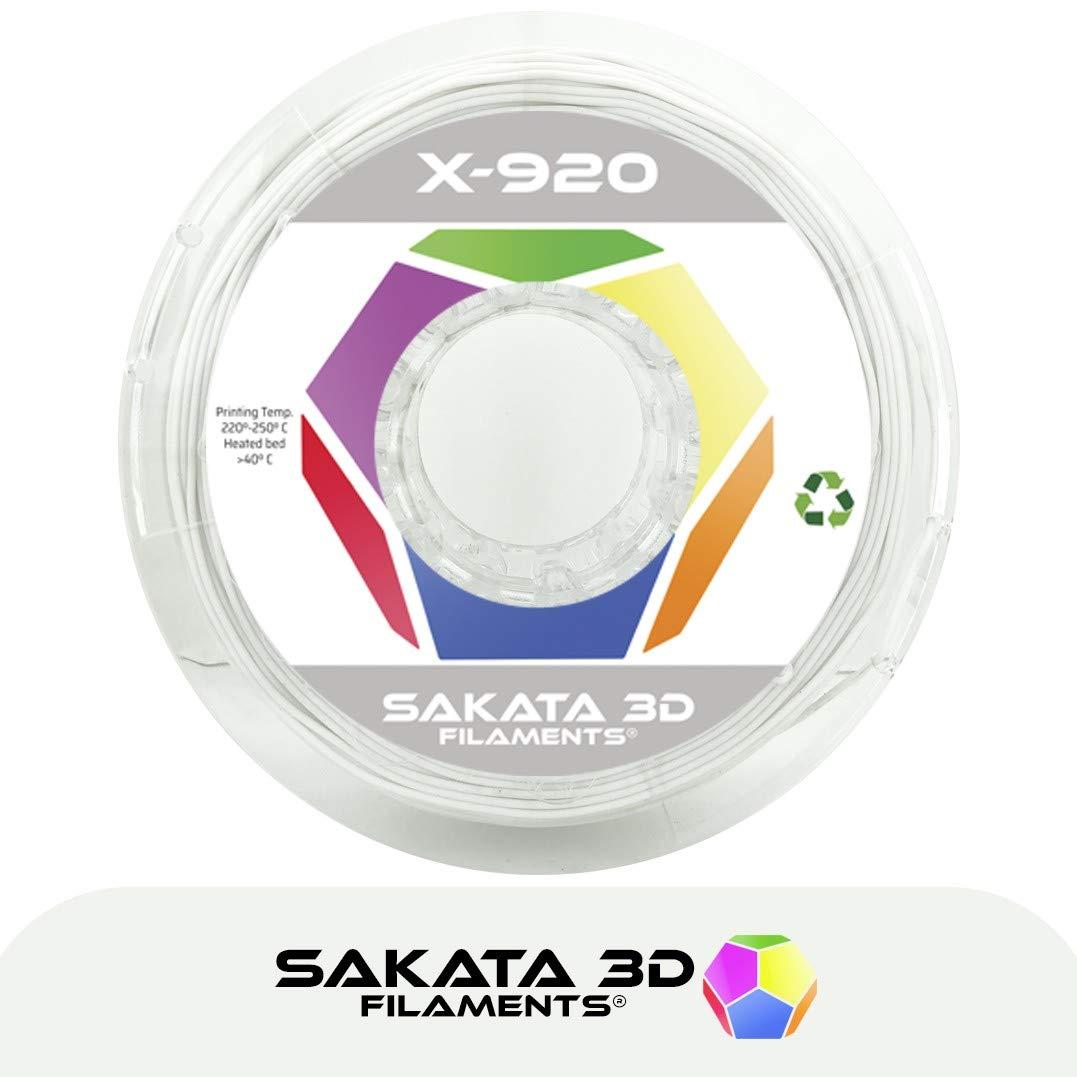 SAKATA 3D - Filamento Bobina Flexible X-920 1.75mm 500 Gramos ...