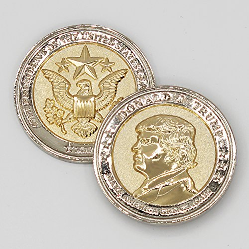 Amazon.com: Trump Coin, 58th Presidential Inauguration Of Donald J ...