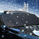 Big Ant Car Windshield Snow Cover - Ice, Sun, Frost And W...
