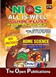 216-HOME SCIENCE-ENGLISH MEDIUM-ALL-IS-WELL GUIDE PLUS+SAMPLE PAPER+WITH PRACTICALS