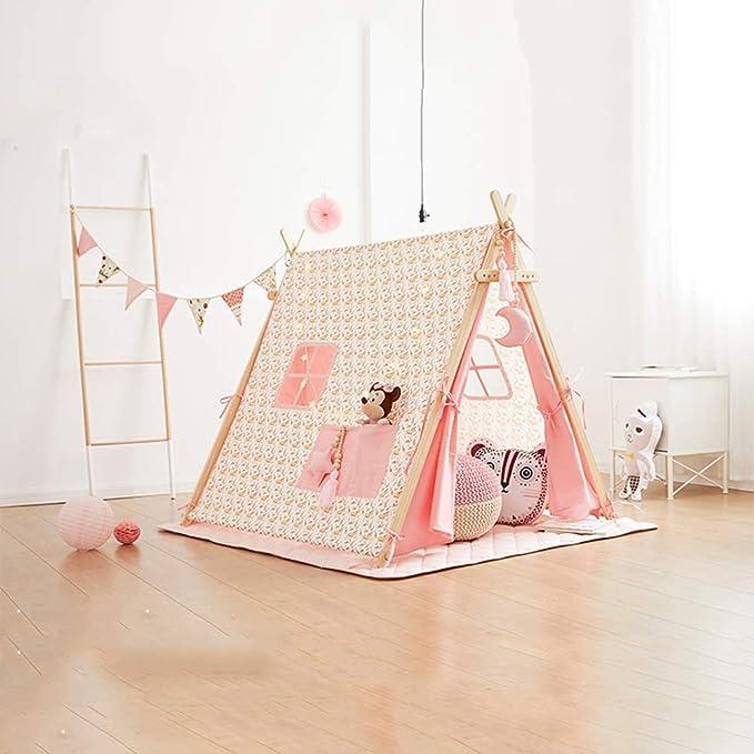 Mogicry Neue Baumwollgewebe Kind Tipi Spiel Spielzeug Zimmer