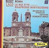 Roma Suite Le Roi D'ys Rhapsodie Norvegienne