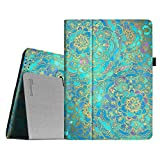 Fintie iPad 2/3/4 Case - Slim Fit Folio Case with Smart Cover Auto Sleep / Wake Feature for Apple iPad 2, iPad 3 & iPad 4th Generation with Retina Display - Shades of Blue