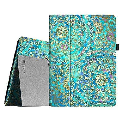 Fintie iPad 2/3/4 Case - Slim Fit Folio Case with Smart Cover Auto Sleep / Wake Feature for Apple iPad 2, iPad 3 & iPad 4th Generation with Retina Display - Shades of (Original Ipad 4 Case)