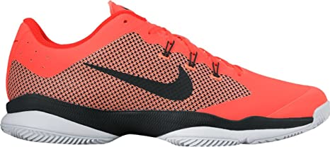 estilo novedoso ventas especiales original de costura caliente Nike Air Zoom Ultra Clay Men's Tennis Shoes, Orange / Black: Amazon.co.uk:  Sports & Outdoors