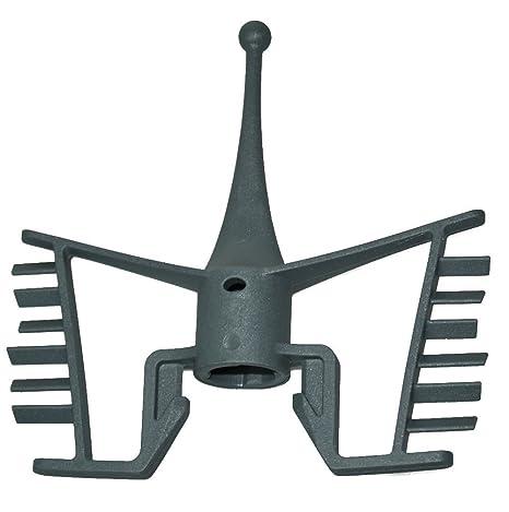 Mariposa para mezclar para batidora (Adecuado para Thermomix TM31 TM 31 Vorwerk