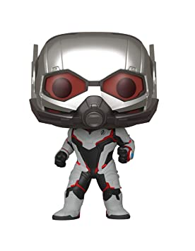 Funko- Pop Bobble: Avengers Endgame: Ant-Man Collectible Figure, (36666)