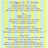 It Happens In A Heartbeat: A Special Mother Son Wedding Dance Song On A Gift CD - A Lasting Gift From A Mother To Her Son, From Wedding Music Central
