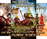img - for The Dark Herbalist (3 Book Series) book / textbook / text book