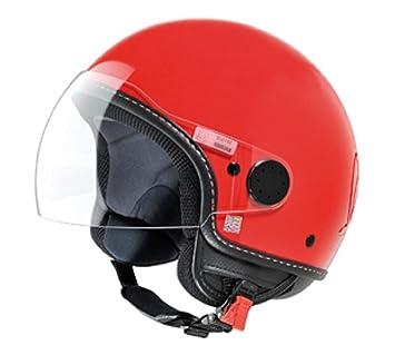 """Vespa Casco """"Visor 2.0 Jet Casco Rojo Dragon"""