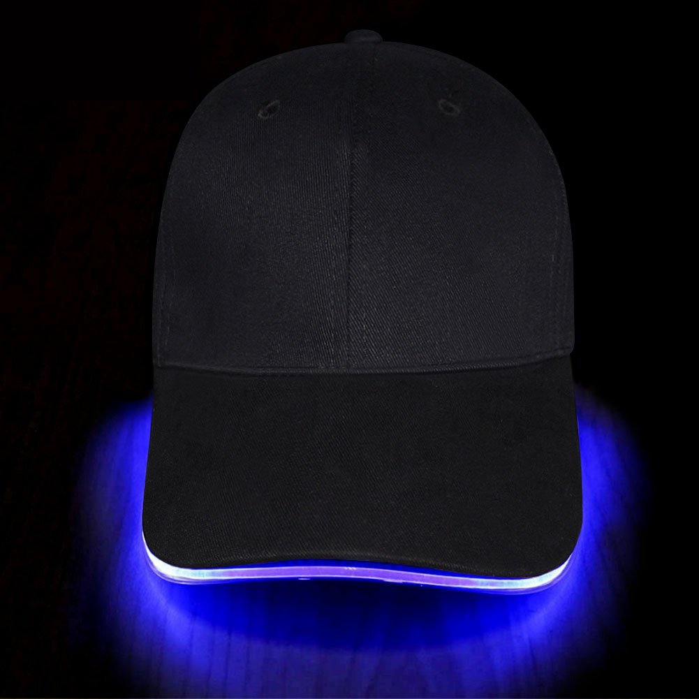 Fashion Cool LED Baseball Cap 3e8538b25976