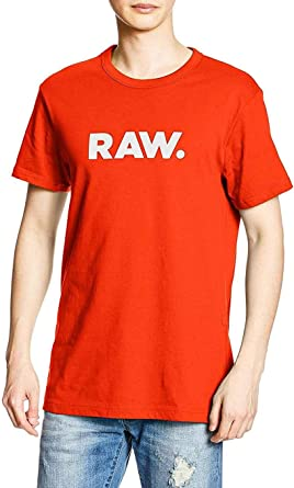 G-STAR RAW Holorn R T S//S Camiseta para Hombre