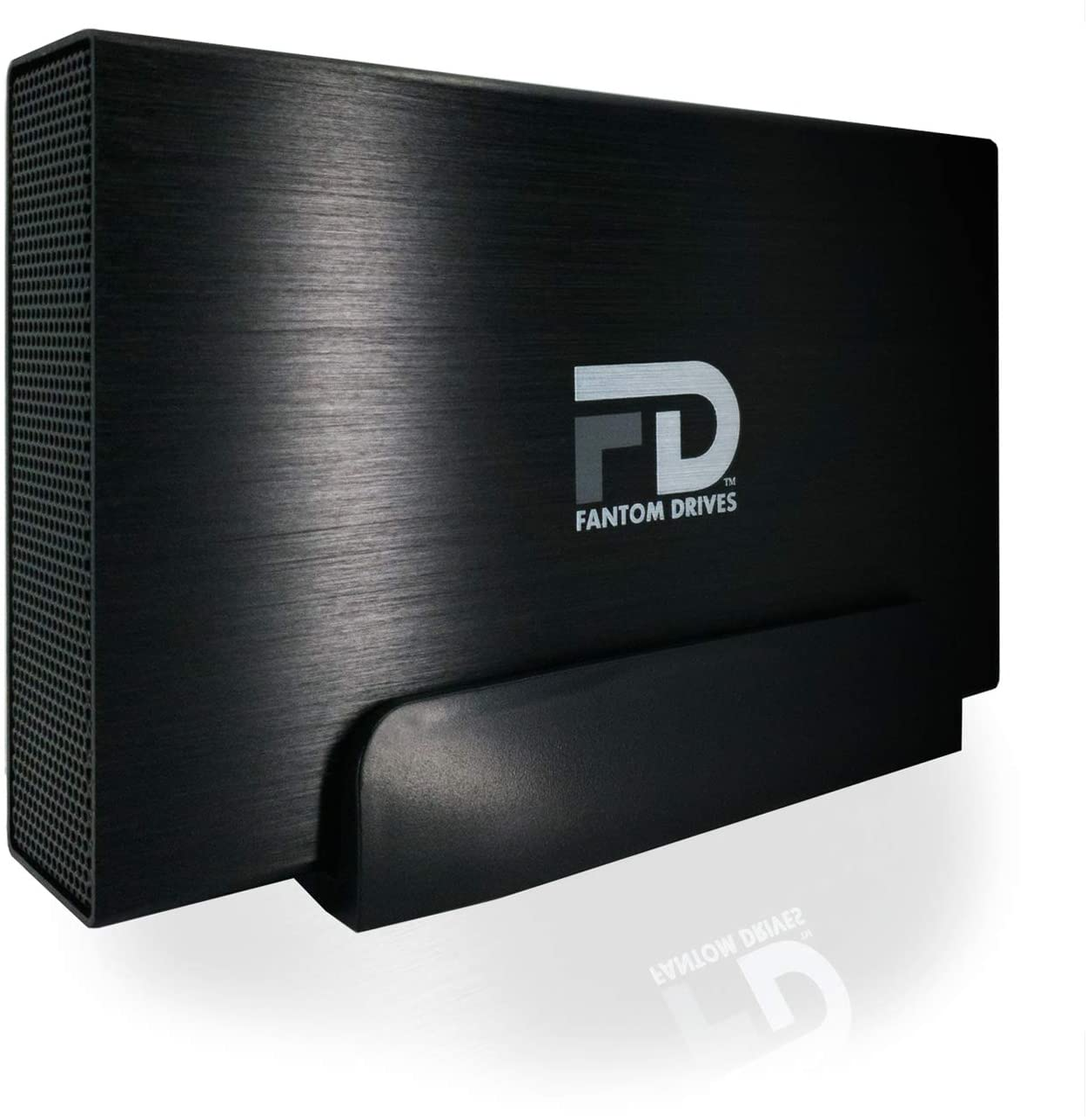 Fantom Drives 500GB External Hard Drive - Super Fast 7200RPM USB 3.0 - Black Aluminum External Hard Drive Compatible with Mac, PC, Xbox One and PS4 - (GF3B500UP)